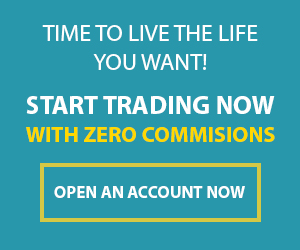 Open an account with zero commissions and start making money
