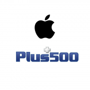 101trading Apple shares on plus500