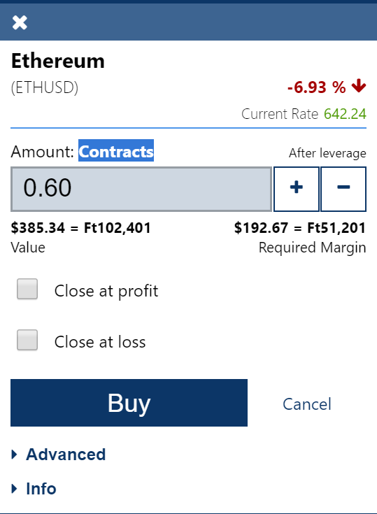 buy and sell ethereum 2